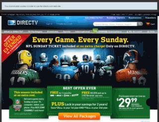 directv.feedroom.com screenshot