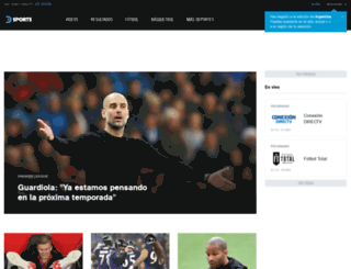 directvsports.net screenshot