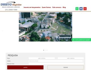 diretonegocios.com.br screenshot