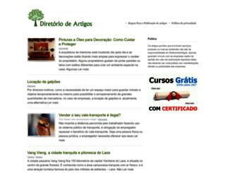 diretoriodeartigos.net screenshot