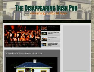dirishpub.com screenshot