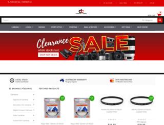 dirtcheapcameras.com.au screenshot