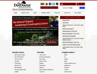 dirtdoctor.com screenshot