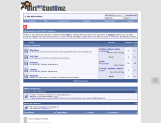 dirtrif.com screenshot