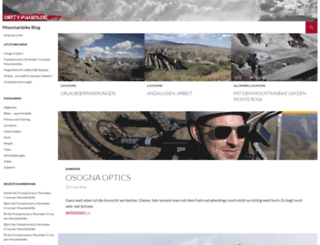 dirty-pages.de screenshot