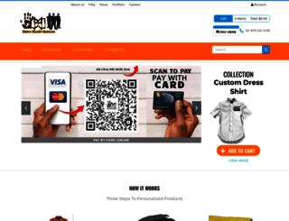 dirtyhanddesigns.com screenshot