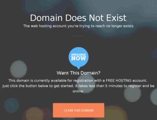 dirweb.elementfx.com screenshot