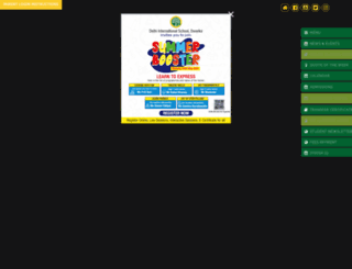 dis.ac.in screenshot