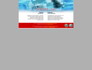 disaster-info.net screenshot