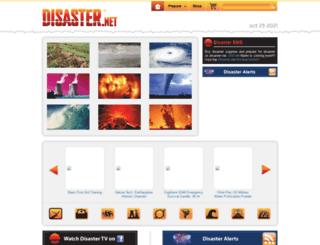 disaster.net screenshot