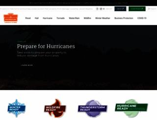 disastersafety.org screenshot