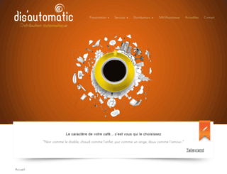 disautomatic.fr screenshot