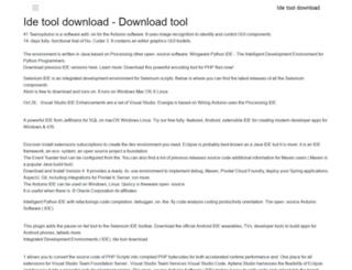 discas.info screenshot