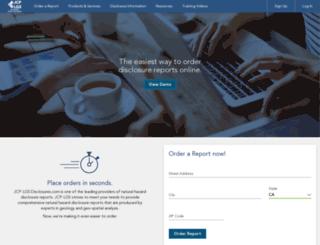 disclosures.com screenshot