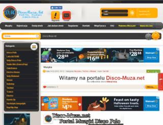 disco-muza.net screenshot
