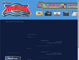 discomovilamerica.com screenshot