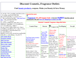 discount-cosmetic.com screenshot