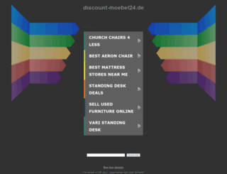 discount-moebel24.de screenshot