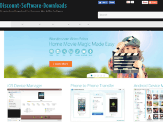 discount-software-downloads.com screenshot
