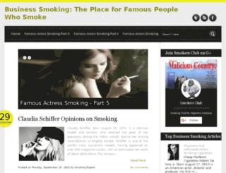 discountcigarettesbox.blogspot.com screenshot