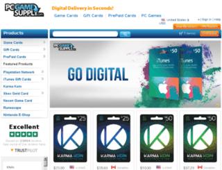 discountgamecode.com screenshot