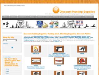 discounthuntingsupplies.net screenshot