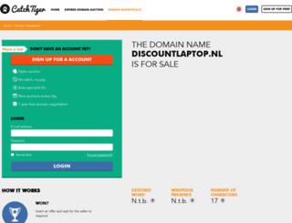 discountlaptop.nl screenshot
