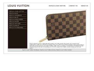 discountlvhandbagsoutlet.com screenshot