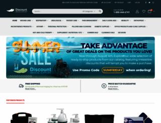 discountmedicalsupplies.com screenshot