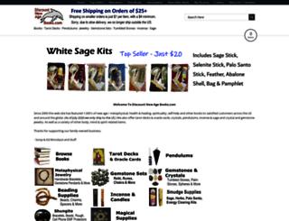 discountnewagebooks.com screenshot