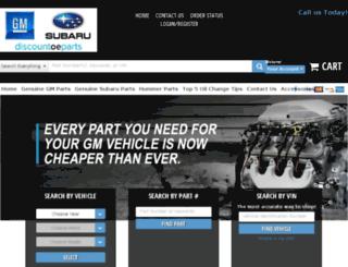 discountoeparts.com screenshot