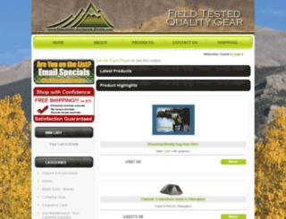 discountoutdoorstore.com screenshot