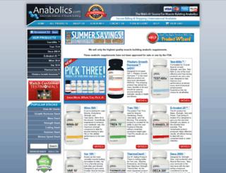 discountsteroids.com screenshot