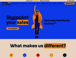 discountwebdesigner.com screenshot