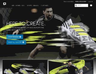 discover.adidas.co screenshot