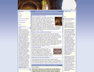 discover.islamway.net screenshot
