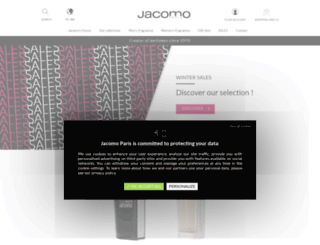 discover.jacomo.com screenshot