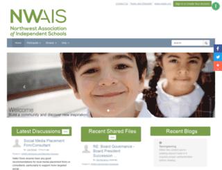 discover.nwais.org screenshot