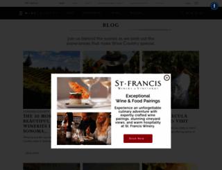 discover.winecountry.com screenshot