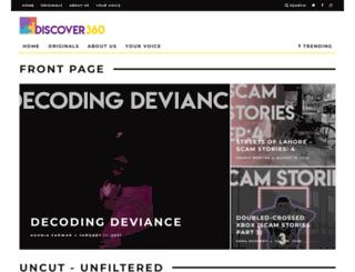 discover360.co screenshot