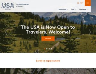 discoveramerica.co.in screenshot