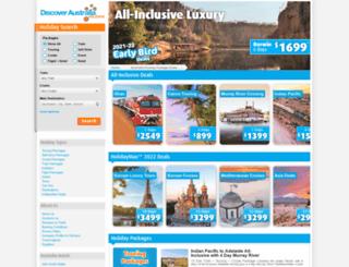 discoveraustralia.com.au screenshot