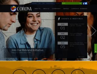 discovercorona.com screenshot