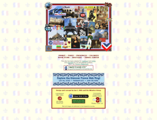 discoverfrance.net screenshot