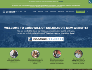 discovermygoodwill.org screenshot