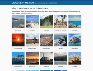 discoverycancun.com screenshot