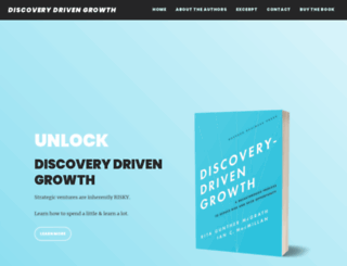 discoverydrivengrowth.com screenshot