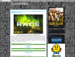 discoverymx.blogspot.com.es screenshot