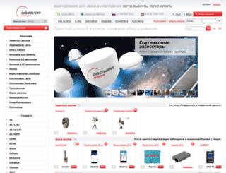 discoverytelecom.ru screenshot