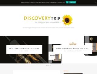 discoverytrip.it screenshot